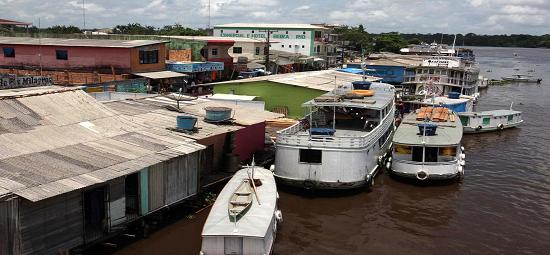 Terminal hidroviário de Anajás será reformado em breve