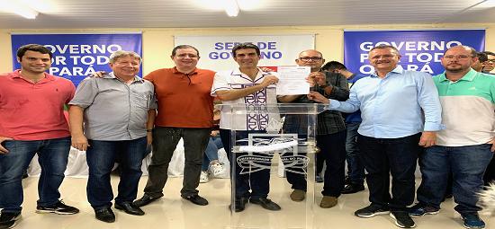 Projetos vão beneficiar terminais hidroviários na ilha do Marajó