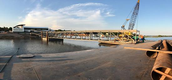Balanço 2019: CPH constrói seis terminais hidroviários no Pará