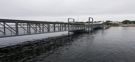 Terminal Hidroviário de Faro completa um ano no Baixo Amazonas