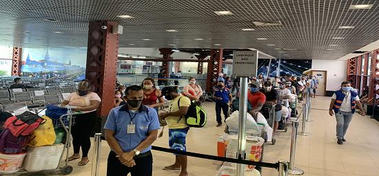 CPH orienta para viagens no Terminal Hidroviário de Belém em julho