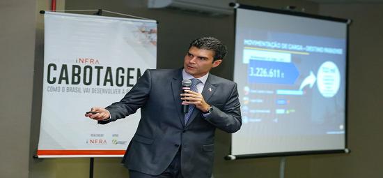 Governo destaca potencial da navegabilidade para desenvolver o Pará