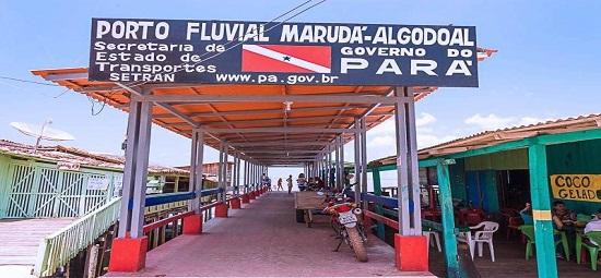 CPH deve reconstruir Terminal Hidroviário de Marudá, em Marapanim