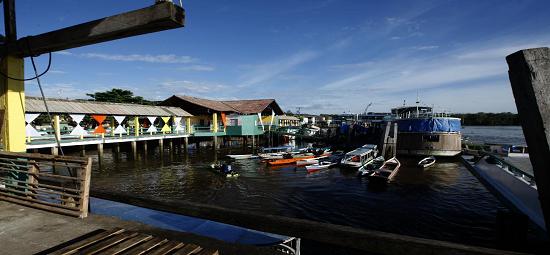 Usuários terão conforto após reforma no Terminal Hidroviário de Muaná