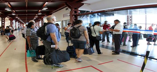 Em junho, Terminal Hidroviário de Belém bate recorde de passageiros