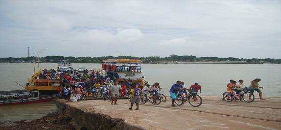 Governo vai construir terminal hidroviário turístico em Salvaterra