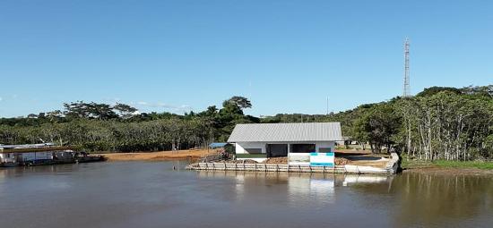 Terminal Hidroviário de Santana do Tapará recebe outorga da Antaq