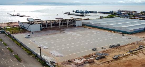 Governo do Pará investe em portos e terminais hidroviários