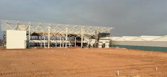 Terminal Hidroviário de Santarém recebe obras de terraplanagem