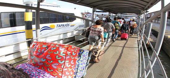 Terminal Hidroviário de Belém registra recorde de passageiros em maio