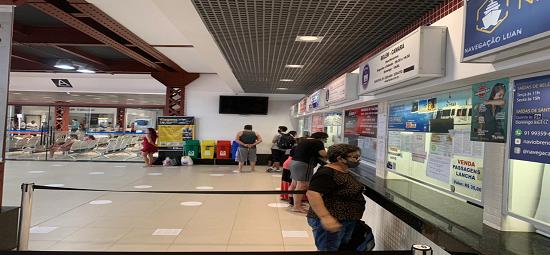 Decreto proíbe viagens entre Belém e ilha do Marajó no Carnaval