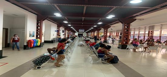 Terminal Hidroviário de Belém retoma viagens para ilha do Marajó