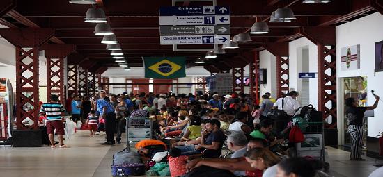 Dez mil devem passar pelo Terminal Hidroviário de Belém no feriado