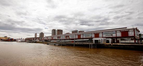 Confira horários de viagens no Terminal Hidroviário de Belém