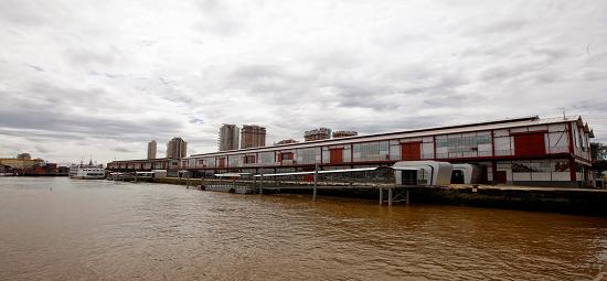 Terminal Hidroviário de Belém oferece mais uma linha para Barcarena