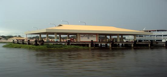 CPH abre licitação para reforma no Terminal Hidroviário de Alenquer