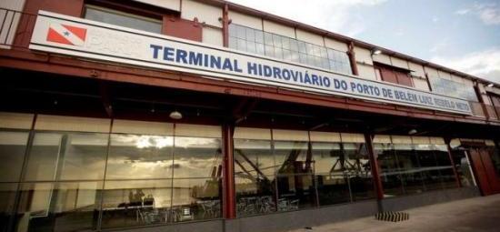 Viagens para Barcarena poderão partir do Terminal Hidroviário de Belém