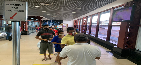 Terminal Hidroviário de Belém registra mais de 55 mil usuários em janeiro