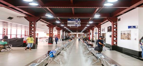 Terminal Hidroviário de Belém recebe mais de 574 mil usuários em 2020
